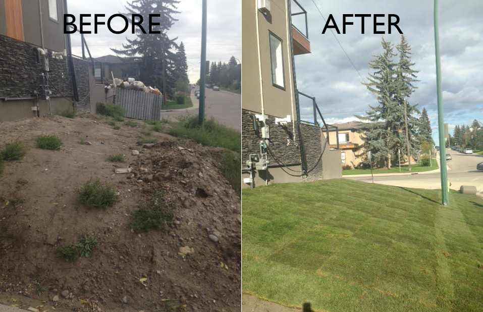 Calgary Landscaping