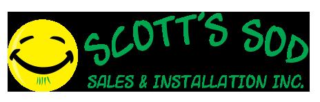 Scotts Sod Logo