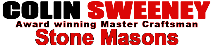 Colin Sweeney Stone Masons company logo