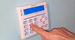 home automation, sistemi di sicurezza
