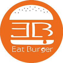EAT BURGER - LOGO