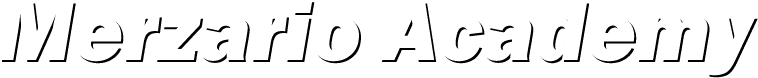 Merzario Academy - Logo