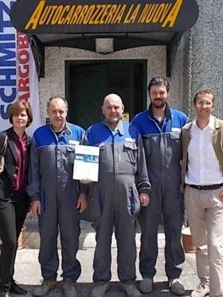 Service partner Schmitz Cargobull Italia