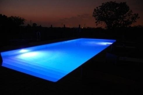 piscine private