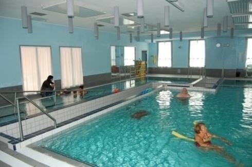 piscine per riabilitazione