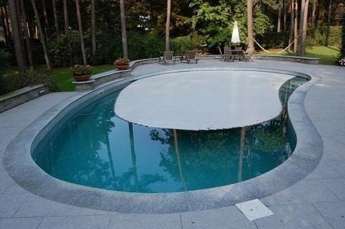 piscine con giochi d
