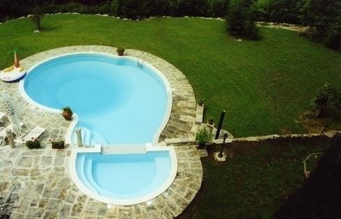 piscine di design