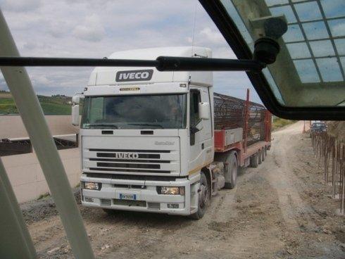 fornitura e trasporto gabbie per pali