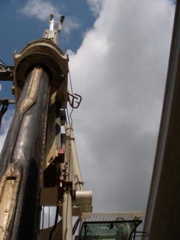 perforatrice idraulica Soilmec R 210