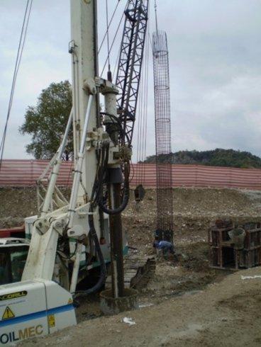 ricostruzione ponte Treste