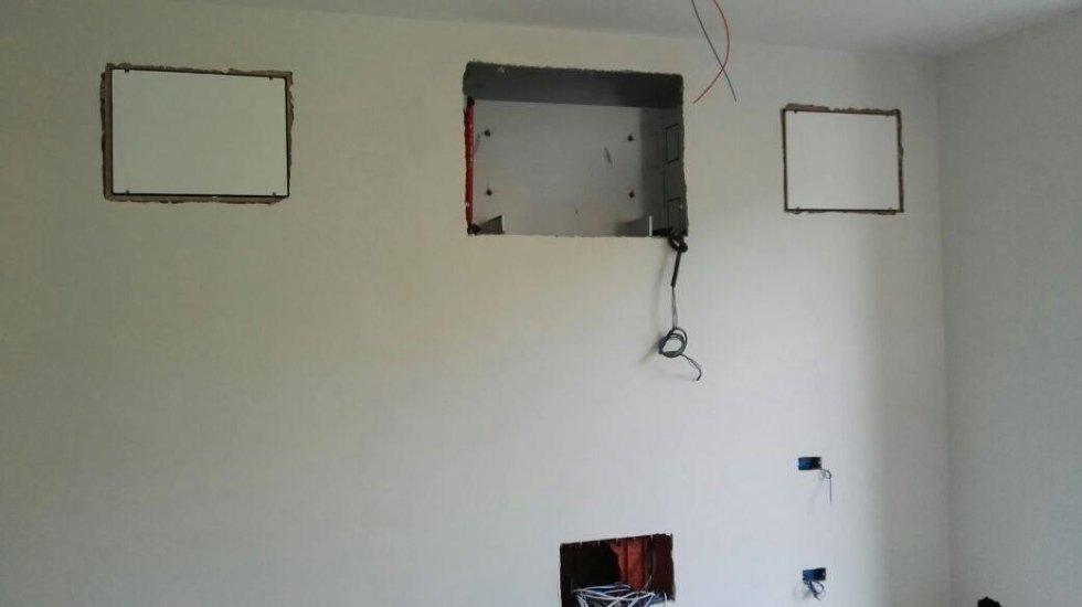 installazione pannelli sonori