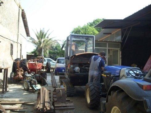 filtri olio motore, tornitura boccole, manutenzione impianti di aria condizionata per autoveicoli