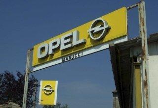 autorizzata Opel
