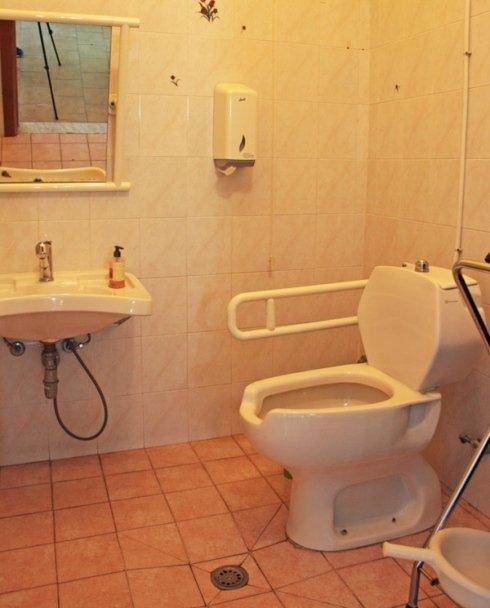 bagni attrezzati di tutte le comodità