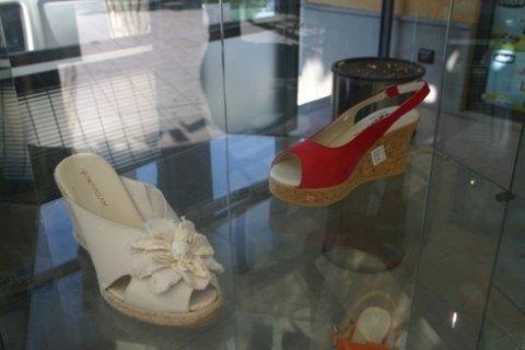 calzature donna con zeppa