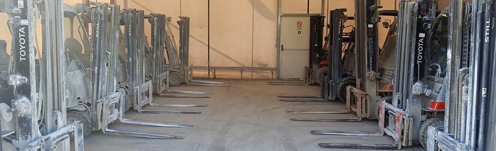 carico e scarico merci Grosseto, Carovana Facchini
