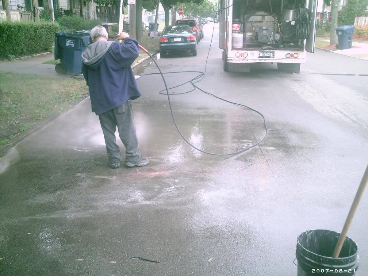 power wash buffalo ny