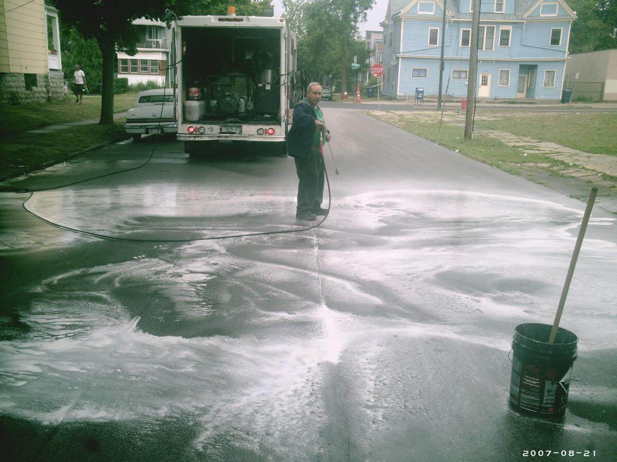 power washing buffalo ny