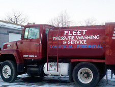 Truck Washing Buffalo, NY