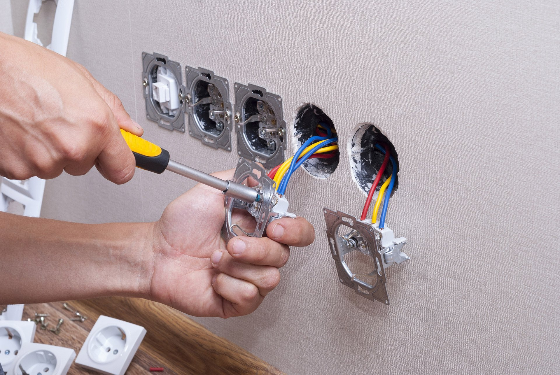 Delta Electric - San Jose, CA - Aluminum Wiring Conversion