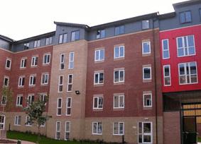 Student accommodation phase