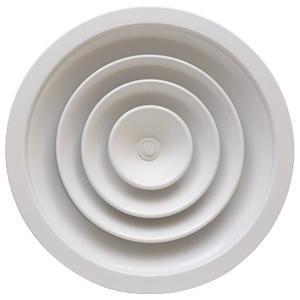 Diffusore circolare coni fissi