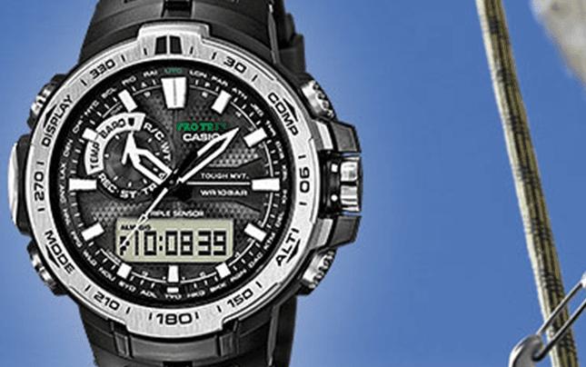 orologi, Cronografi, Pro Trek, Casio, Rieti