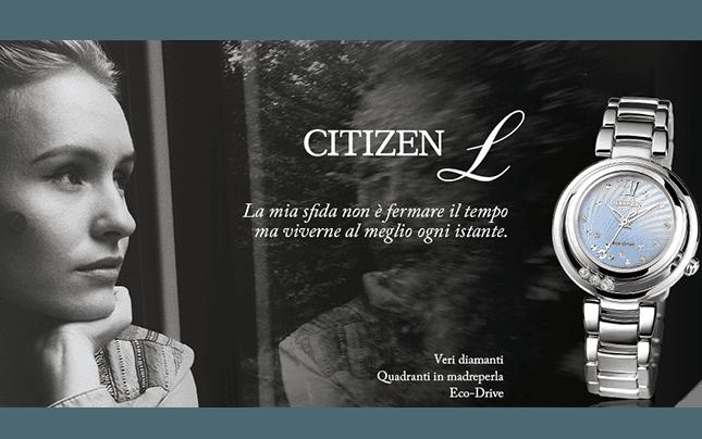 orologi donna, cronografi donna, Citizen, Rieti