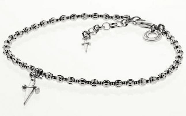 Portachiavi, Accessori moda, Bracciali, gioielli uomo, gioielli donna, bracciali, collane, ciondoli, Paciotti, Cesare Paciotti, Rieti