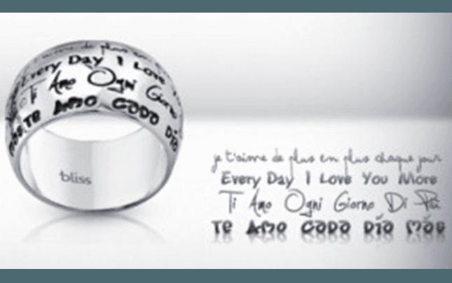 anelli, bracciali, gioielli, gioielli moda, Bliss, Bliss gioielli, Rieti