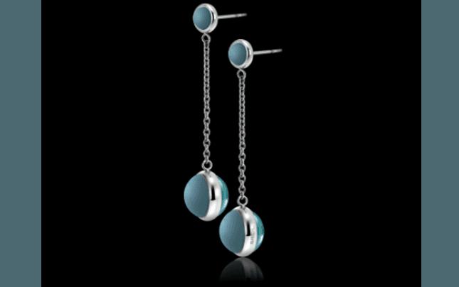 orecchini,  gioielli, gioielli moda, gioielli in acciaio, Breil, Rieti