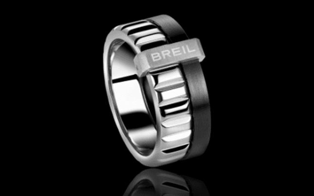 anello uomo, Breilogy uomo, Anello maschile, gioielli, gioielli moda, gioielli in acciaio, Breil, Rieti