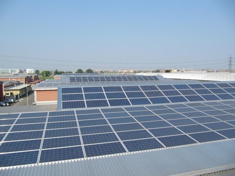 società fotovoltaico