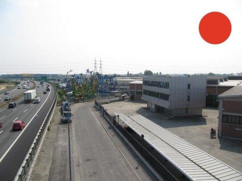 area industriale Via Campania