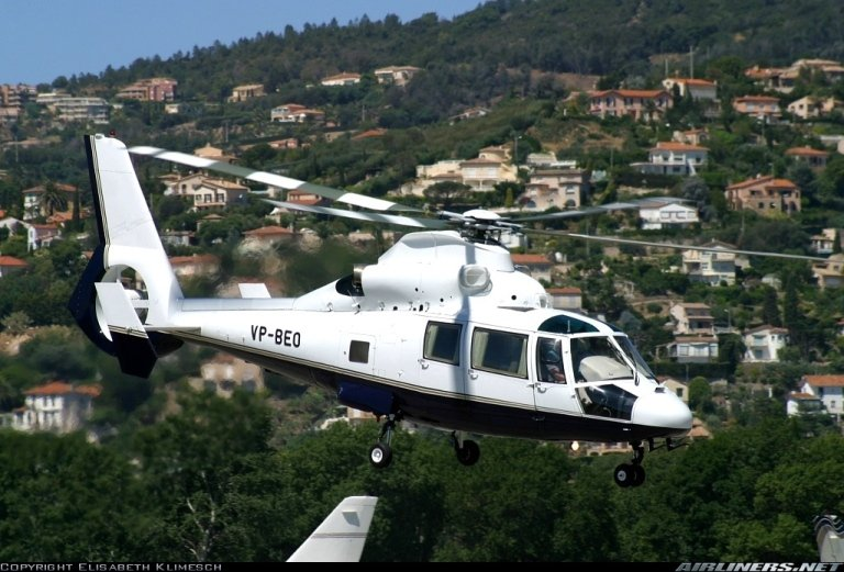 Elicottero VP-BE0