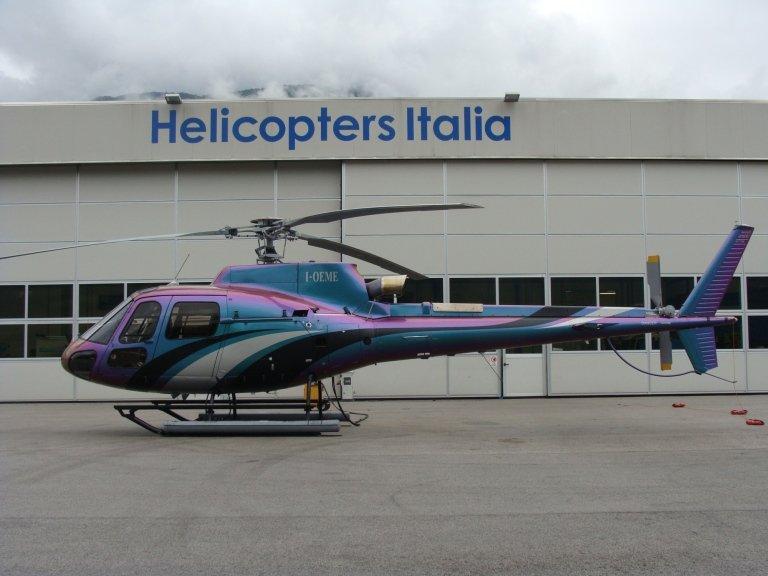 Elicottero I-OEME