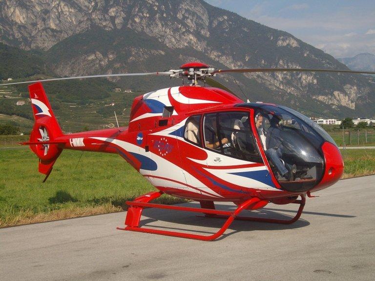 Elicottero I-MMIK