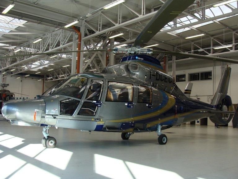 Elicottero I-DCEC