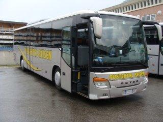 verniciatura autobus