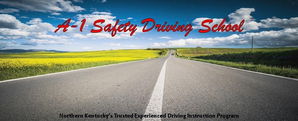 Man receiving driving instruction in Erlanger, KY