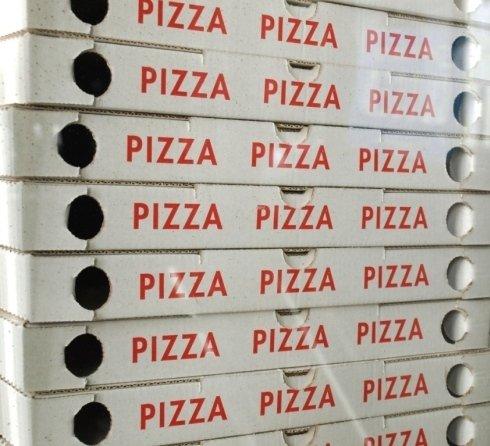 Servizio prenotazione pizza e consegna a domicilio