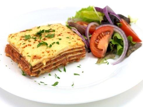 Lasagne genuine preparate tutti i giorni