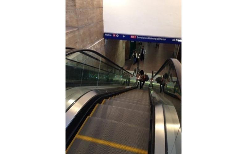 scale mobili su misura