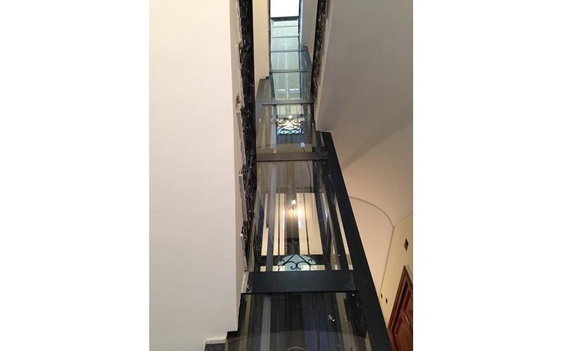 montaggio ascensori