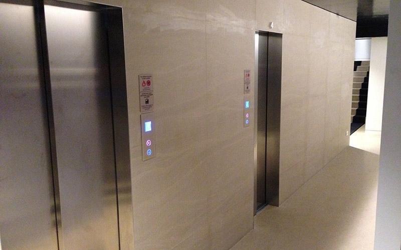 ascensori raffinati