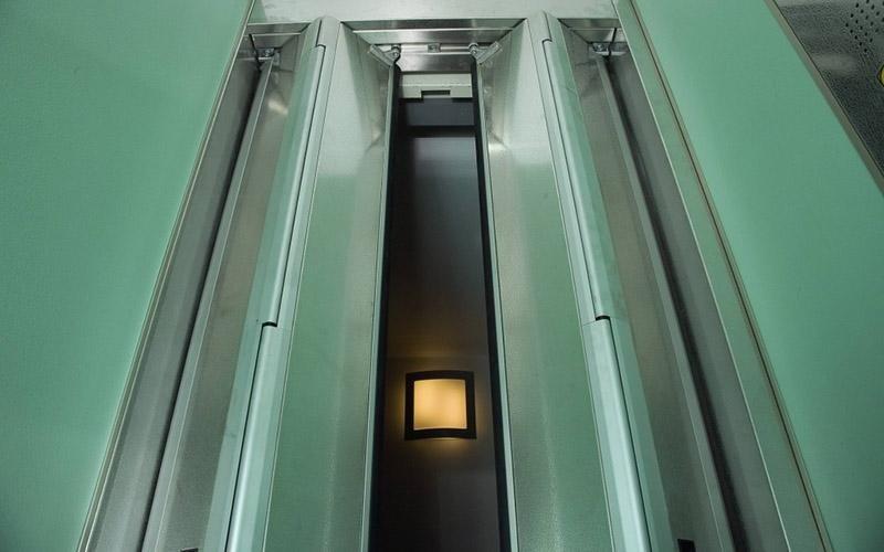 preventivo porta ascensore