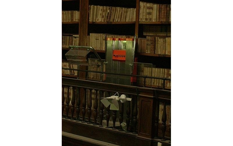 impianti di sollevamento biblioteca