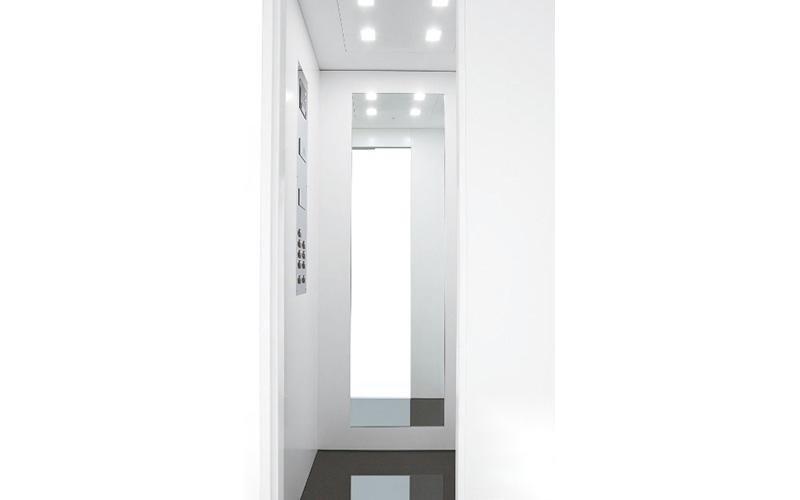 ascensore Pandora