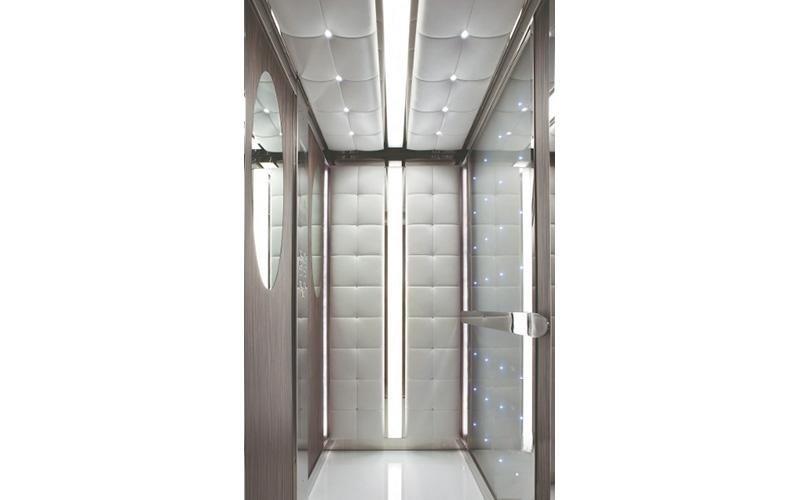 ascensore Iris