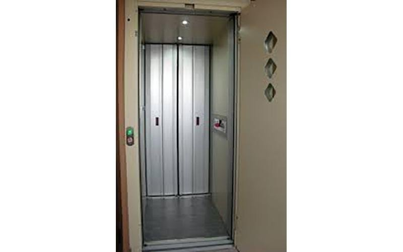 porta ascensore scorrevole
